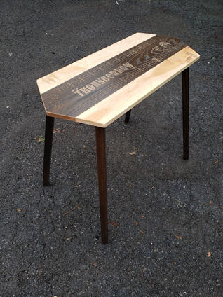 Cribbage Side Table