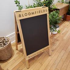 Bloomfields - Sandwich Board