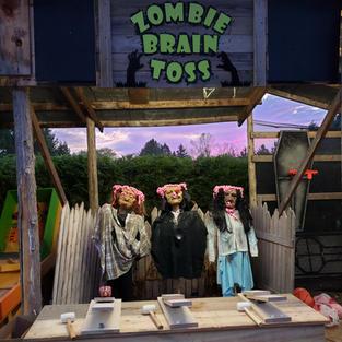 Saunders Farm - Zombie Brain Toss