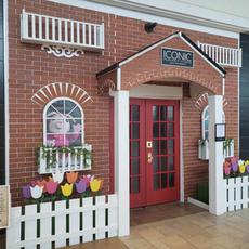 Billings Bridge Mall Facade - Easter