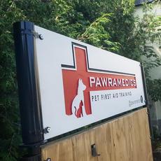Pawramedics - Display