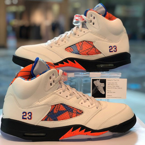 air jordan 5 international flight