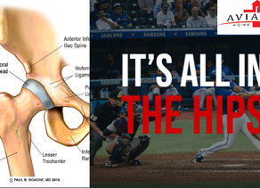 It's All in the Hips!