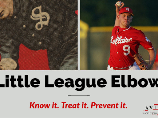 Little League Elbow, and What To Do About It