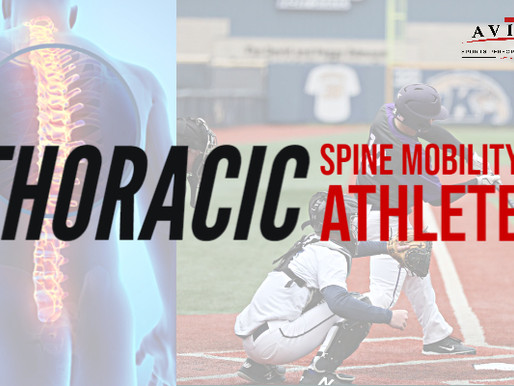 Thoracic Spine Mobility in Athletes