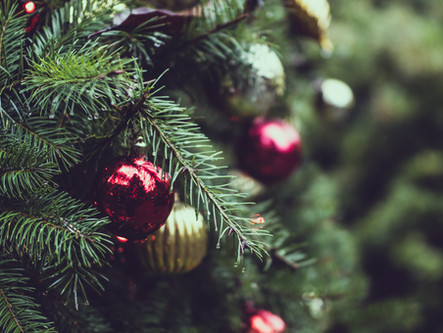Christmas Tree Collection from 1/7 to 1/10, 2020