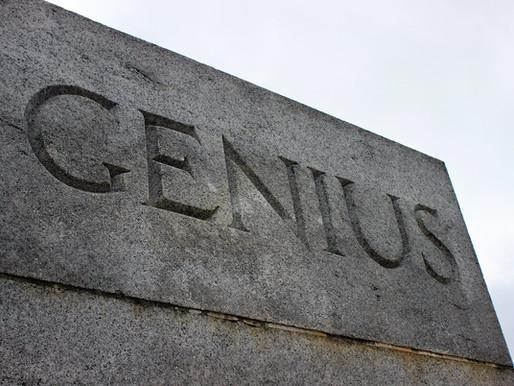 "Le mythe de ""genius"""