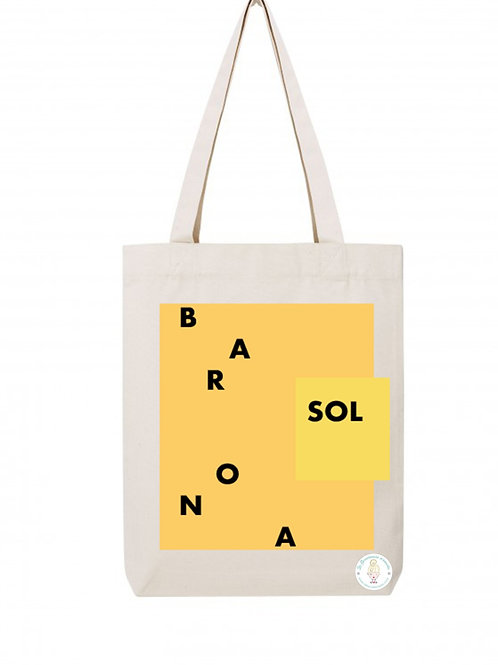 La Barcelonaise - Totebag Barsolona
