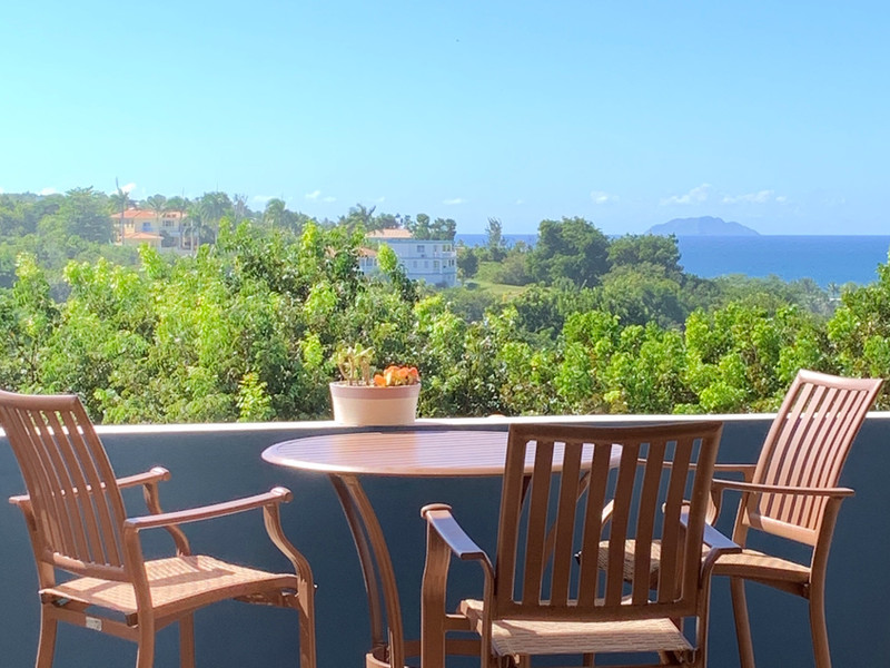 take in the views while sipping your morning coffee
