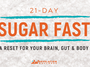 All About Revelation Wellness 21 Day Sugarfast