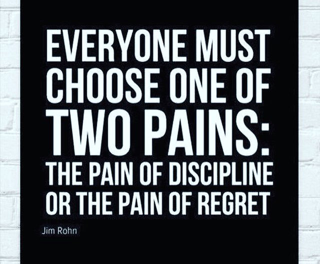 The Goodness of Discipline