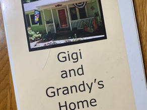 Love Your Expat Grandkids Well--                  Seek and Find Book For Your Home