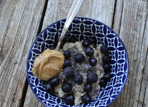 Breakfast Oatmeal (Quick, but Not Instant)
