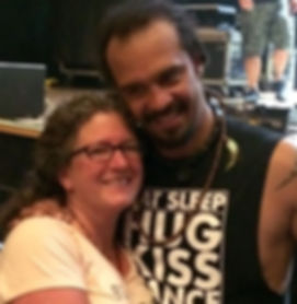 Shellz with Michael Franti.JPG