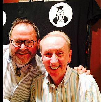 Tim with Al Stewart.JPG