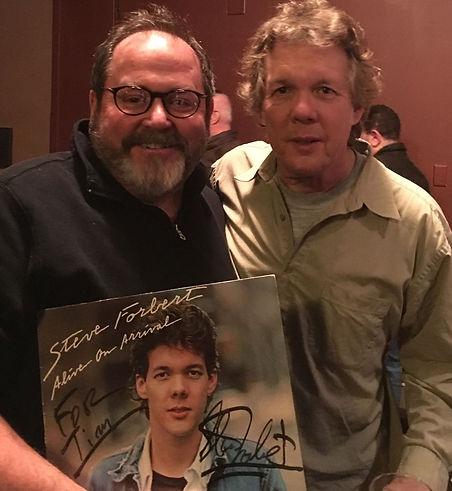 Tim with Steve Forbert.JPG