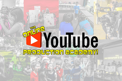 Online Youtube Production Academy