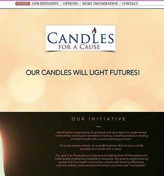 candles website.PNG