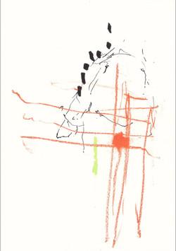 L CHAOUAT dessin 09 21x30 cm