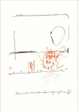 L CHAOUAT dessin 11 21x30 cm
