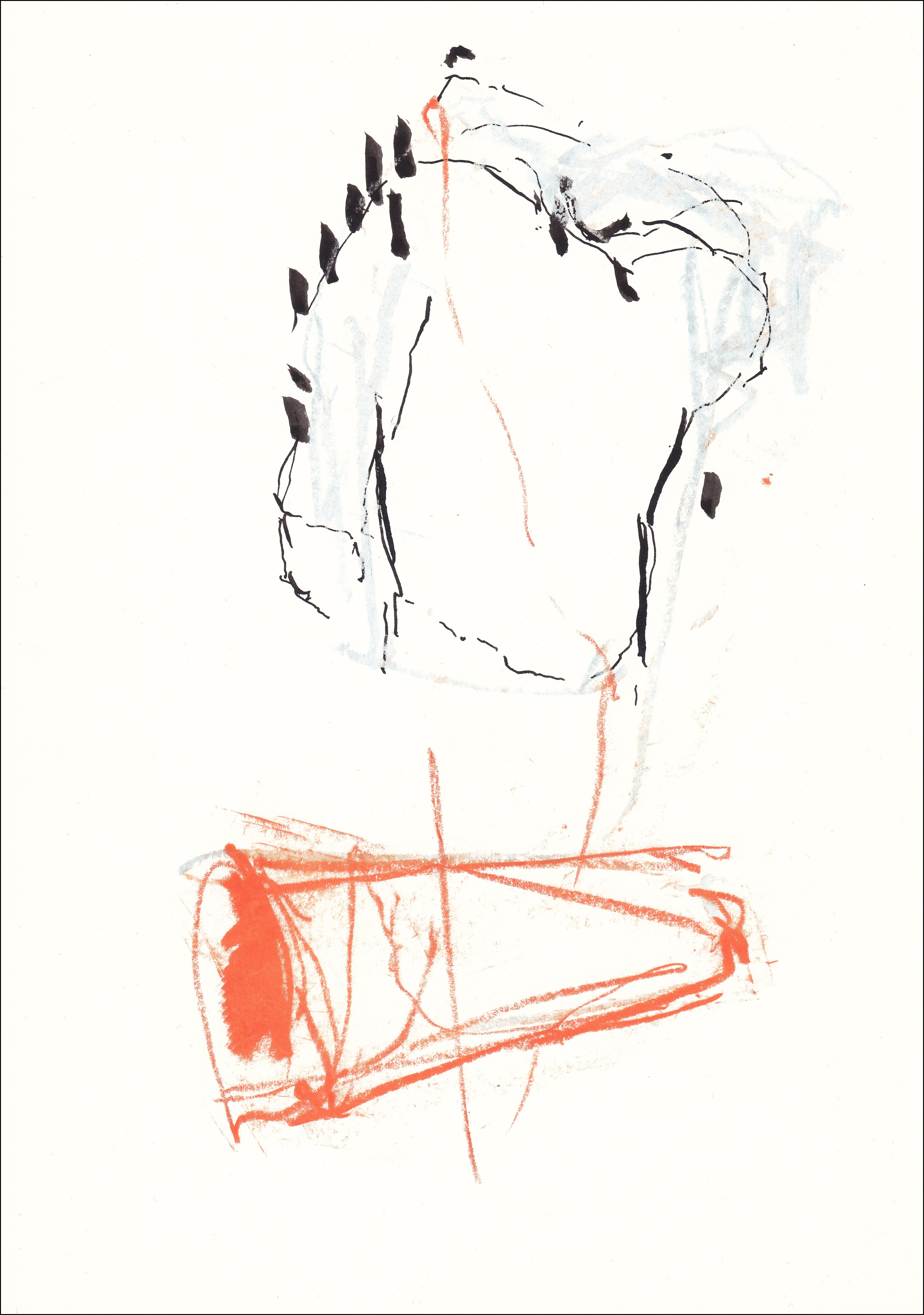 L CHAOUAT dessin 03 21x30 cm