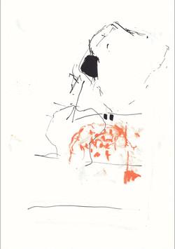 L CHAOUAT dessin 02 21x30 cm