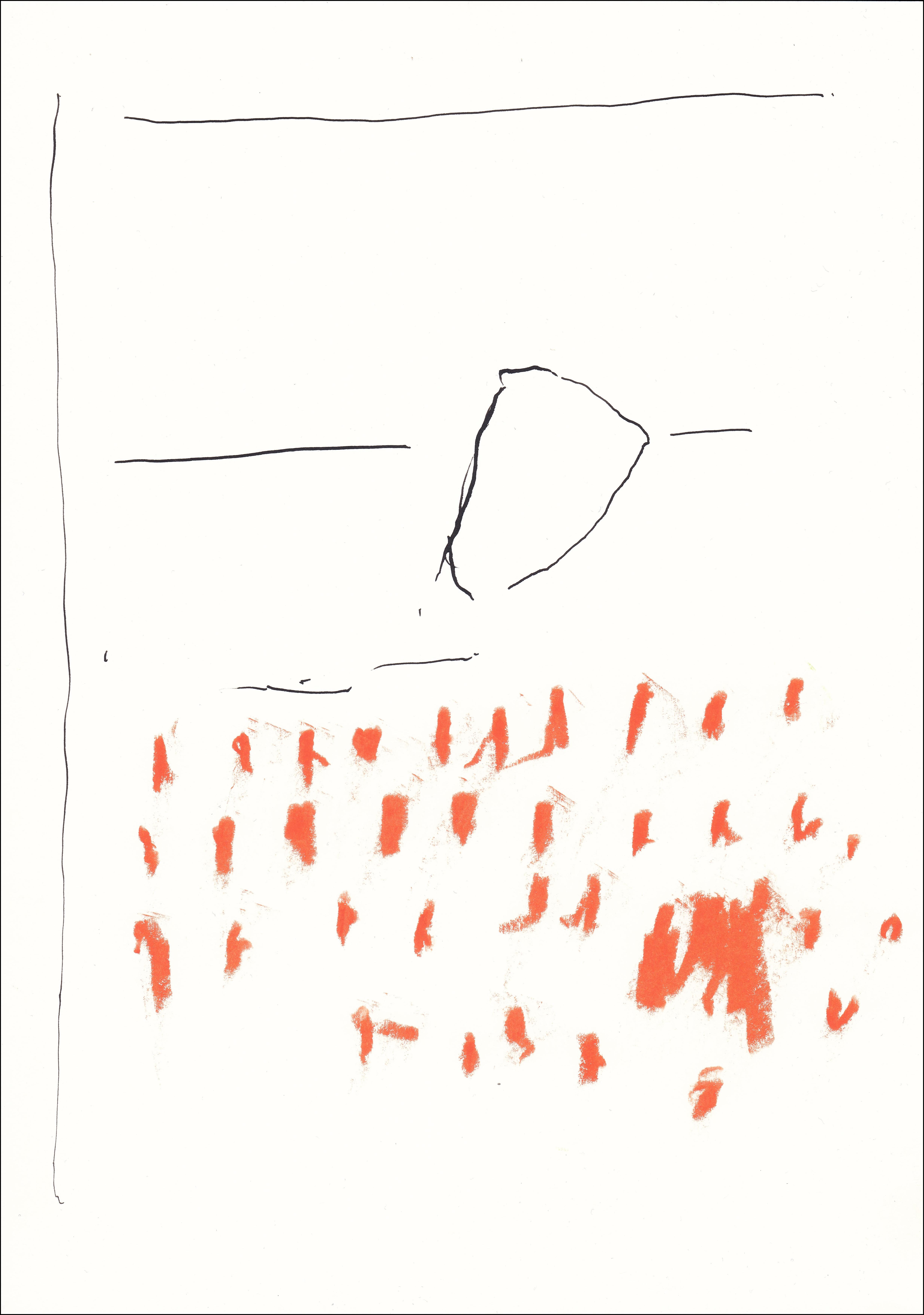 L CHAOUAT dessin 08 21x30 cm