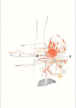 L CHAOUAT dessin 10 21x30 cm