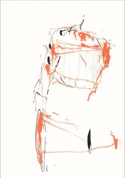 L CHAOUAT dessin 01 21x30 cm