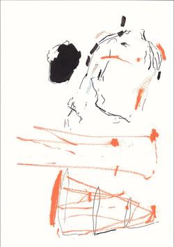 L CHAOUAT dessin 07 21x30 cm