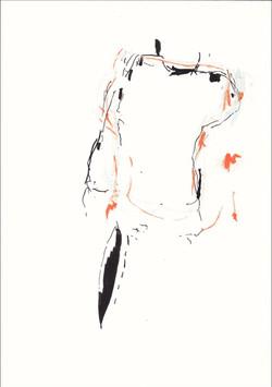 L CHAOUAT dessin 05 21x30 cm
