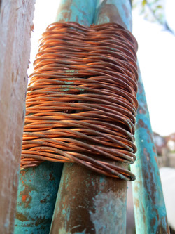 Recycled copper
