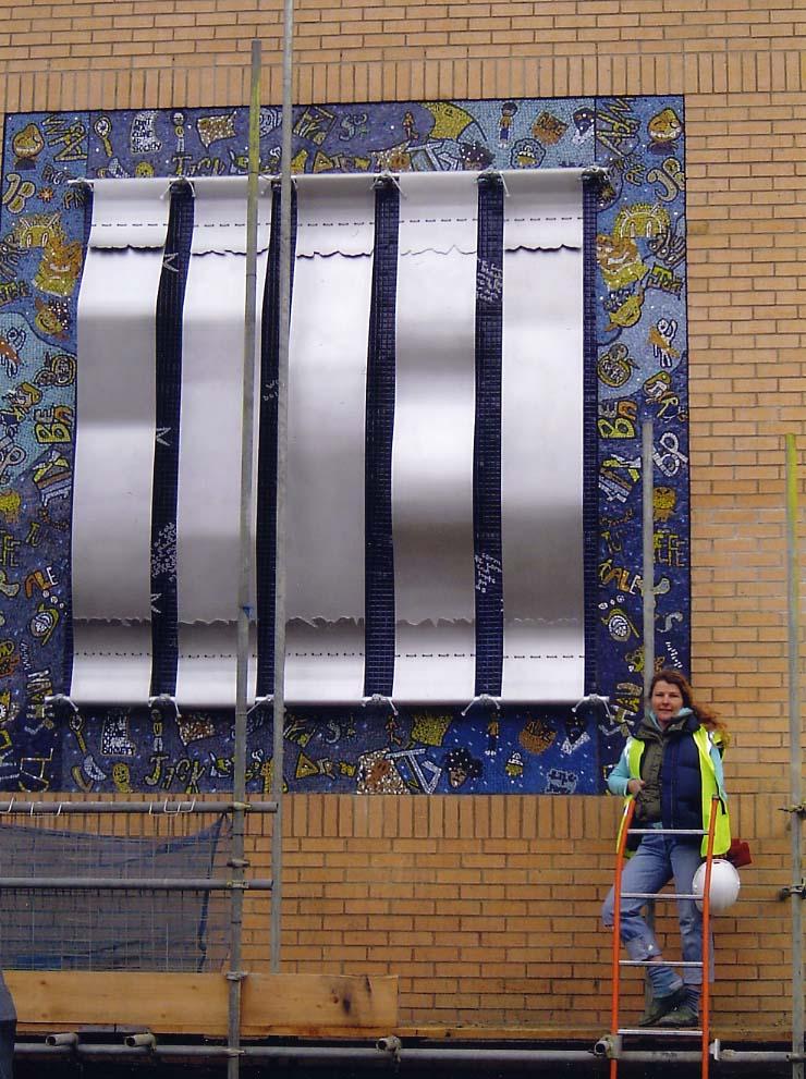 Trudi & Mural