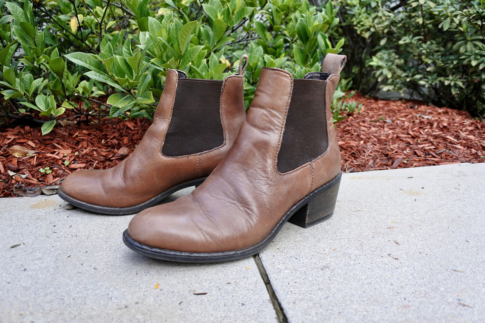 Wardrobe Re-Boot