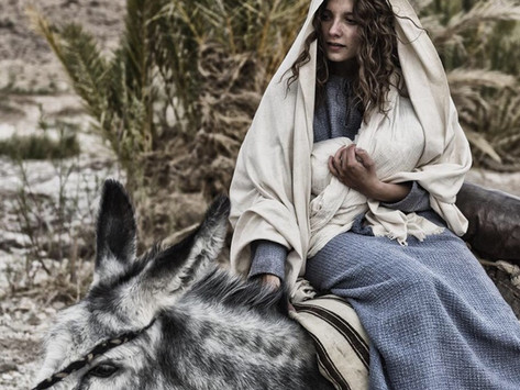 Mary's Scandalous Surrender