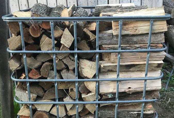 1/3 Cord Firewood