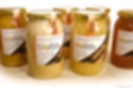 miód o rónych smakach Pasieka Petryka
