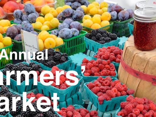 Enjoy Fresh Produce all Summer