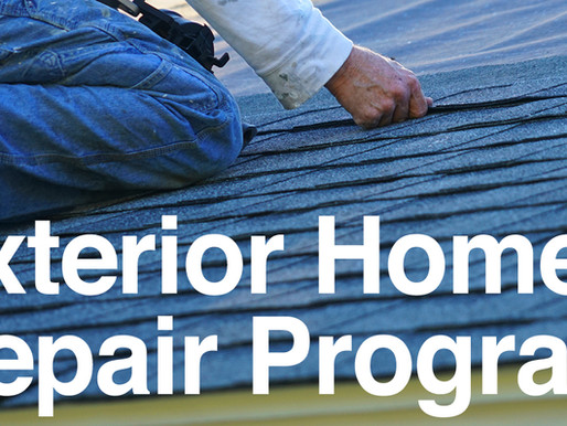 Need Financial Help with an Exterior Home Repair?