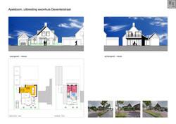 Uitbreiding woonhuis Apeldoorn