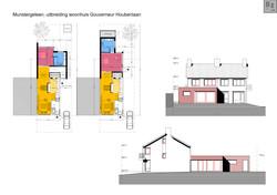 Uitbreiding woonhuis Munstergeleen