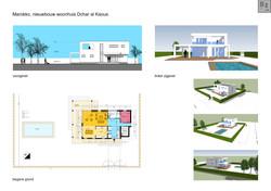 Nieuwbouw woonhuis Marokko