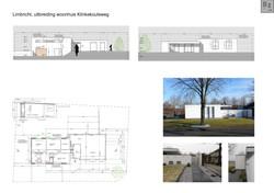 Uitbreiding woonhuis Limbricht
