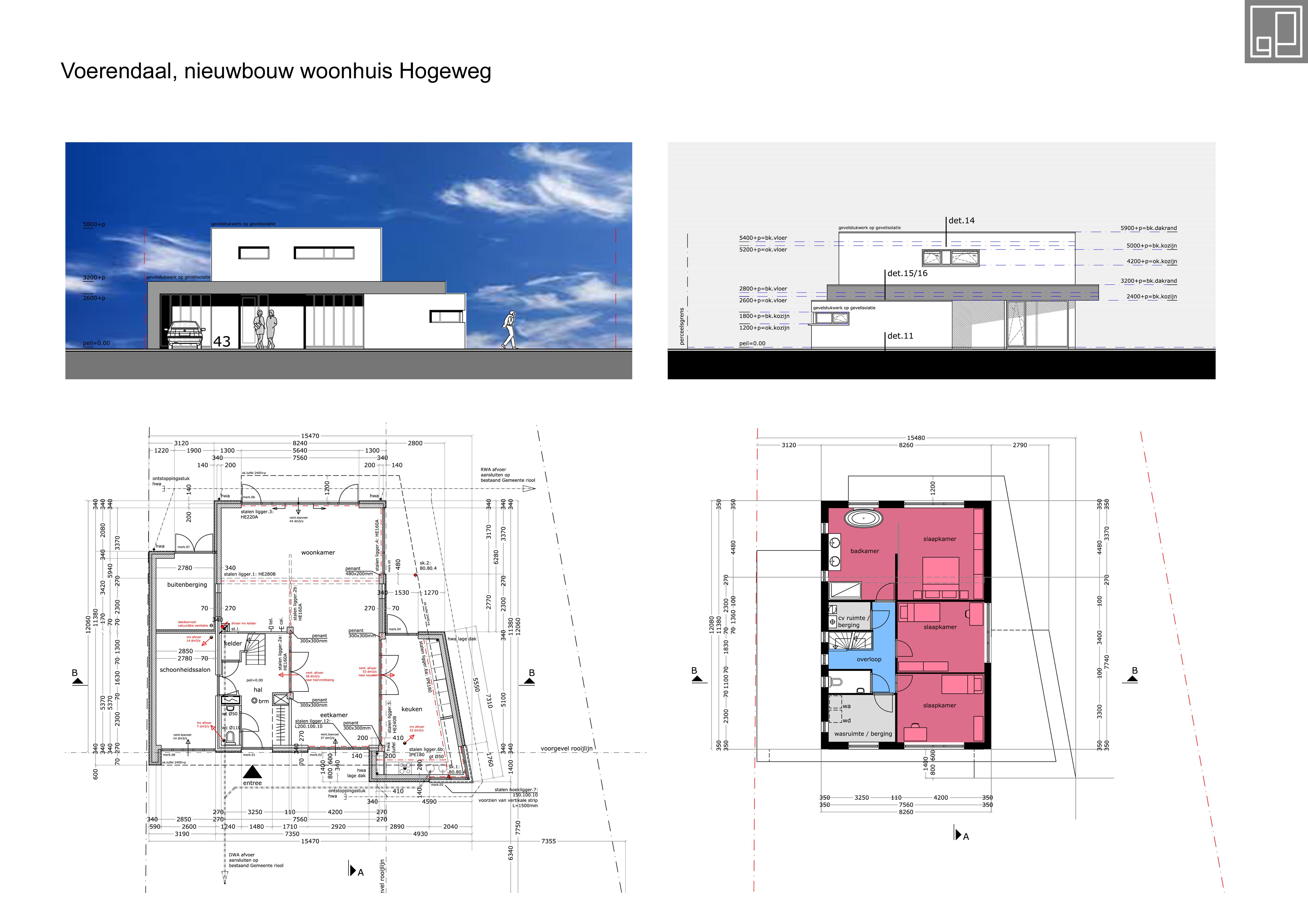 Nieuwbouw woonhuis Voerendaal
