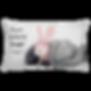 Mr Bigglesworth pillow