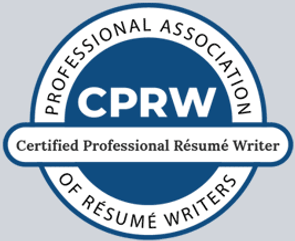 Certified Professional Resume Writer - P