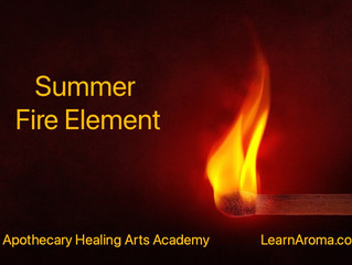 Summer - Fire Element