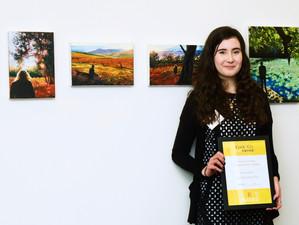 Clyde & Co Art Award Evening - Staff Vote Winner