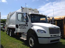NTSWA Packer at Touch A Truck 2015