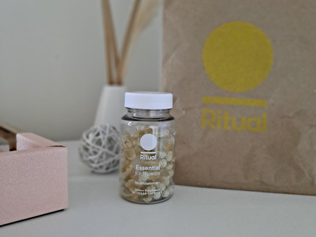 Product Review: Ritual Vitamins